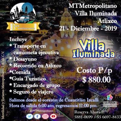 Villa Iluminada 2019 - Atlixco