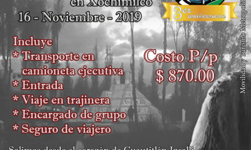 Llorona - Oct 2019