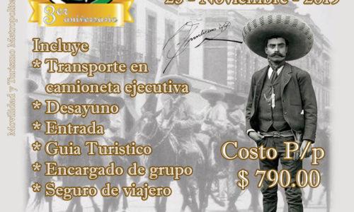 Zapata - 23 Nov 2019